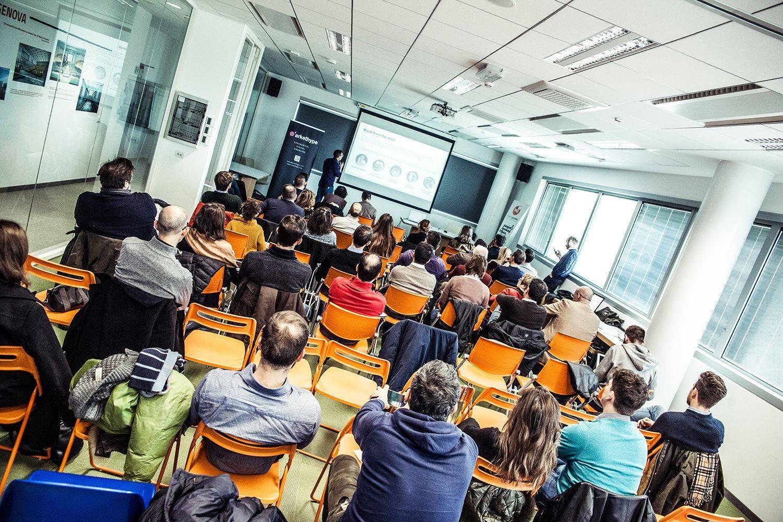 fail fast storia fallimento arkethype talent garden genova evento conferenza andrea dusi impactscool trasformazione digitale