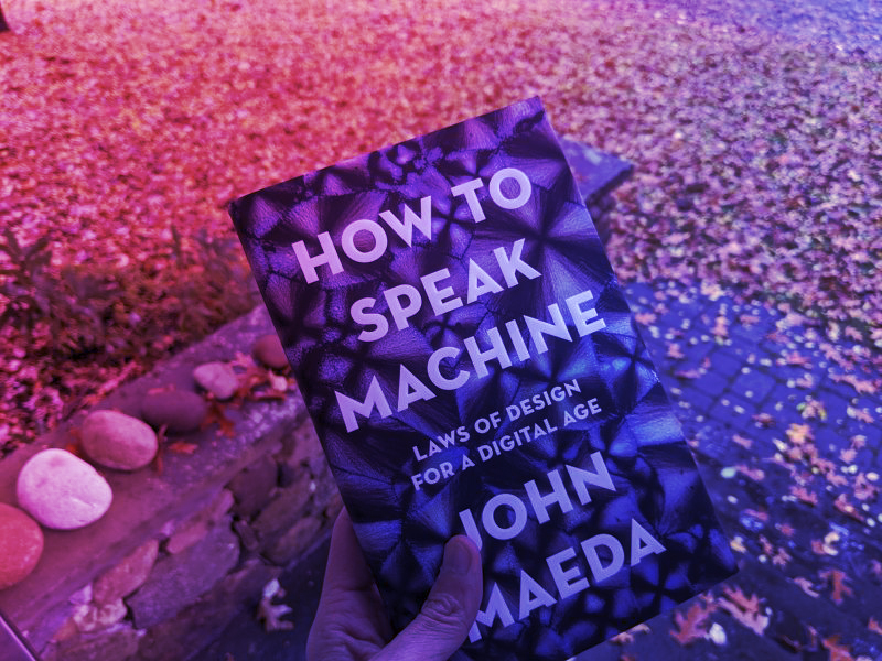 how to speak machine recensione