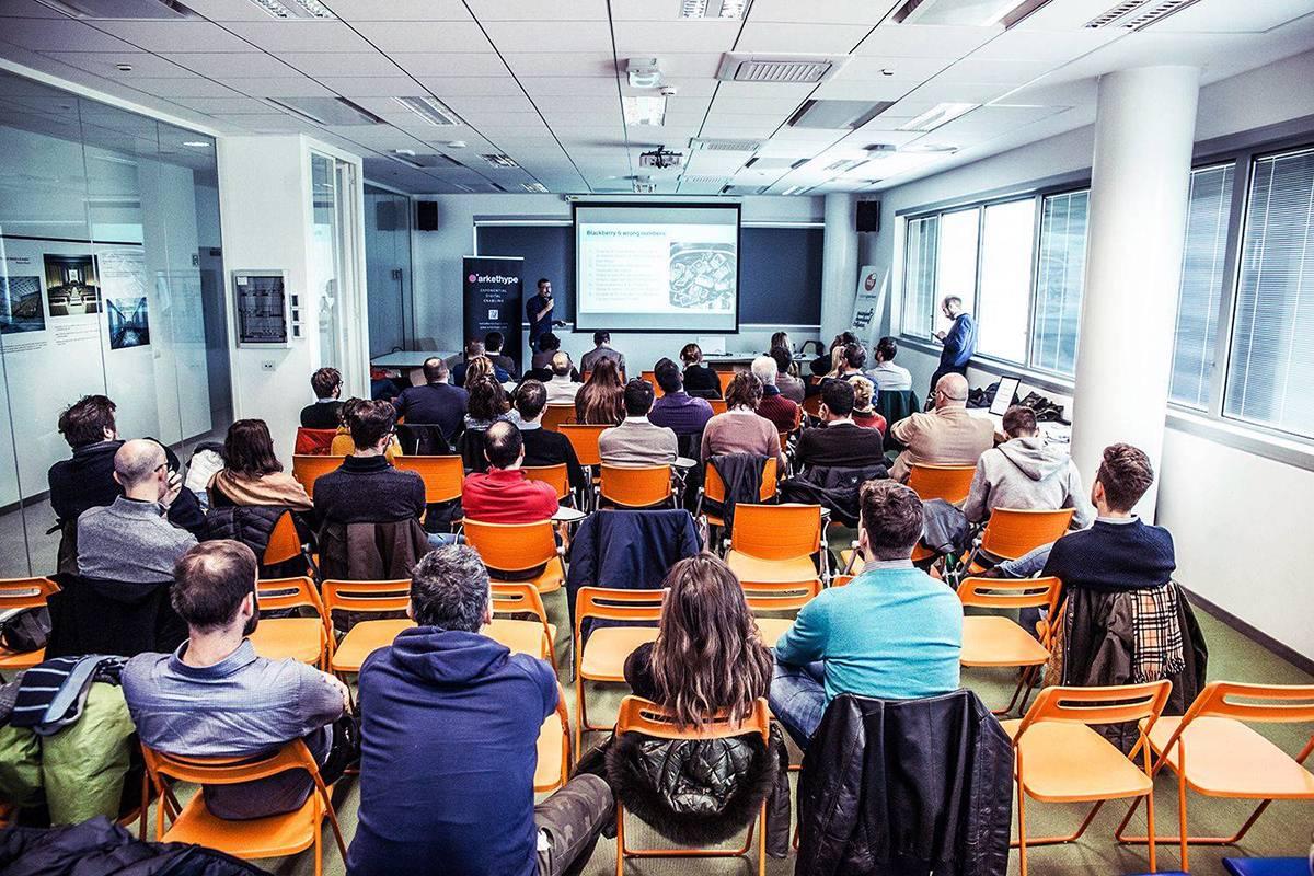 arkethype digital transformation public speaking parlare in pubblico