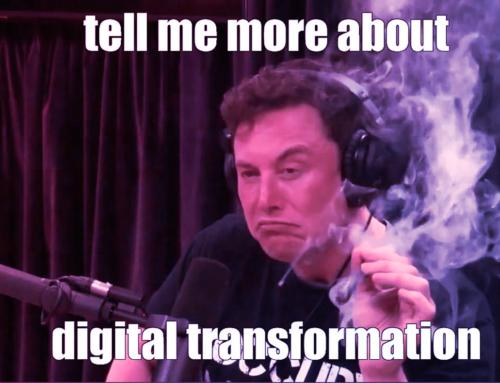 Trasformazione Digitale: una storia di amore e odio