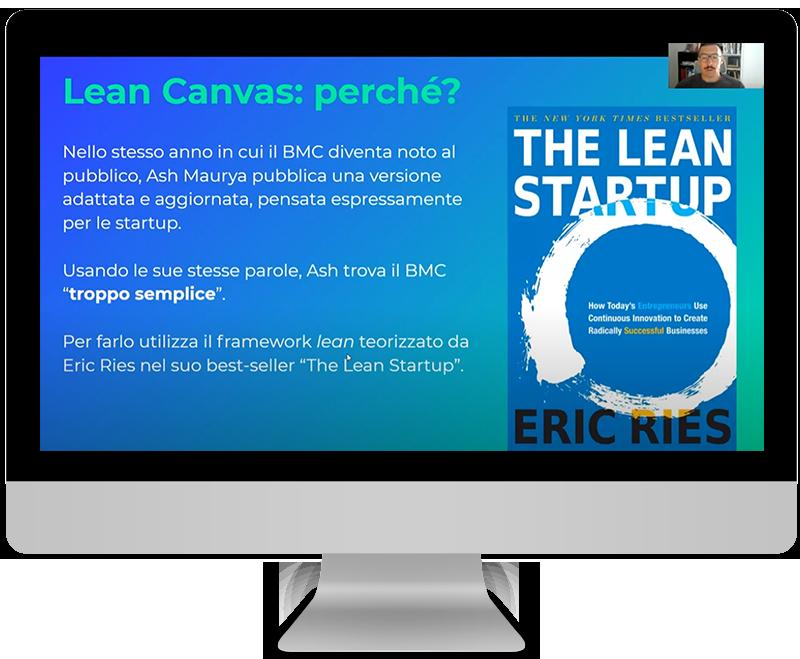 aziona webinar business model plan investor pitch lean canvas